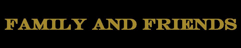 FAF Logo Album Font Gold.png