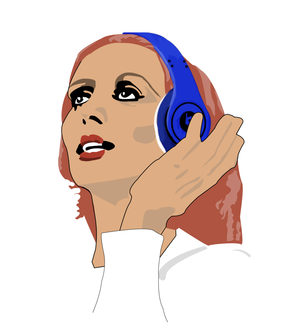Fairouz, in the finest pearls and newest Beats.