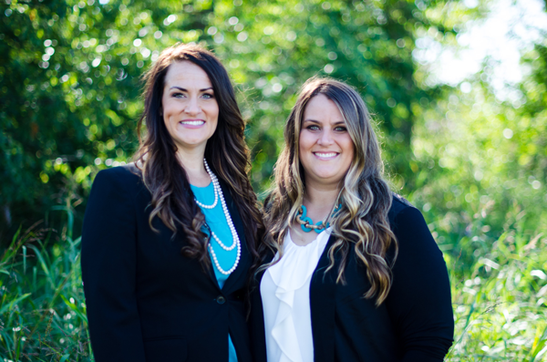 Abbey and Audra Blair, Coraspire Founders for Center for Mental and Behavioral Health