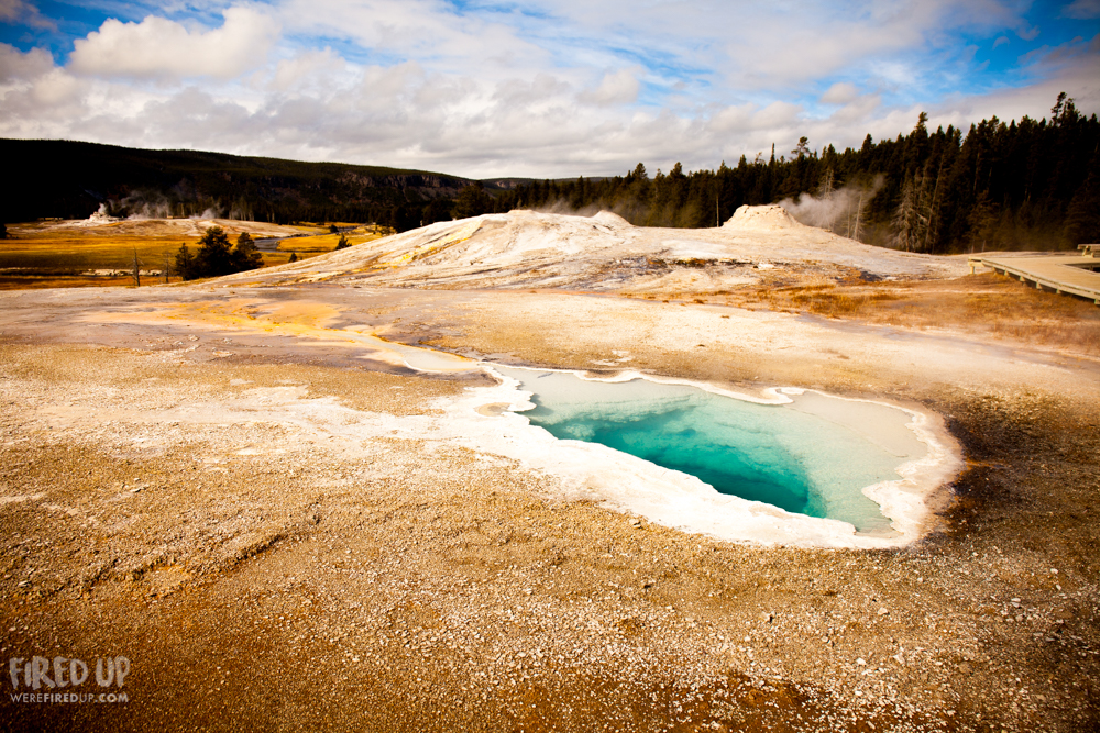 Old Faithful, Wyoming