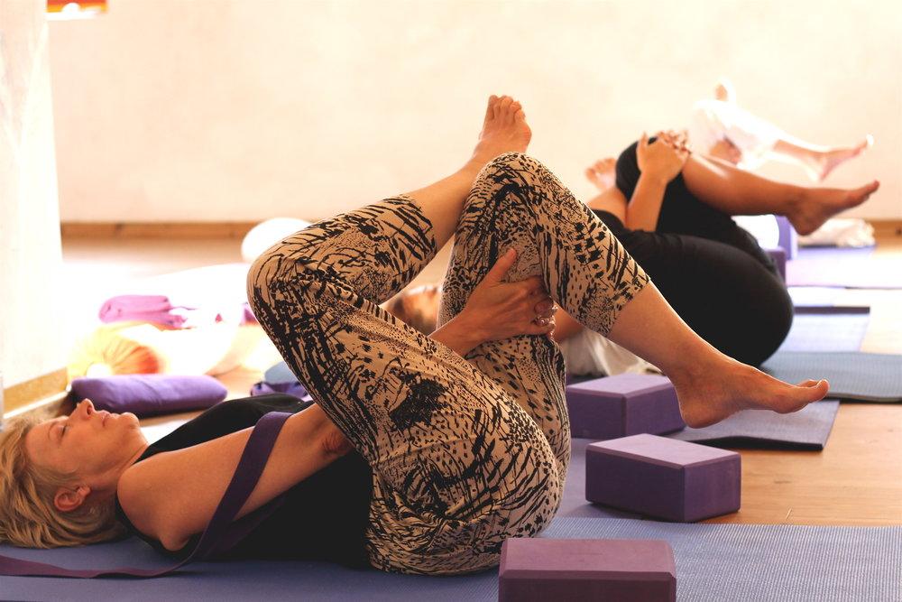 Cradle Molivos Yogahall