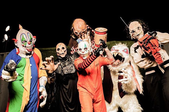 Squad up and head over to House of Horror Miami this year! Tag your scary squad members in the comments #HOH18 #Halloween #HauntedHouse