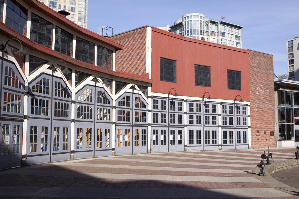 Vancouver Roundhouse -