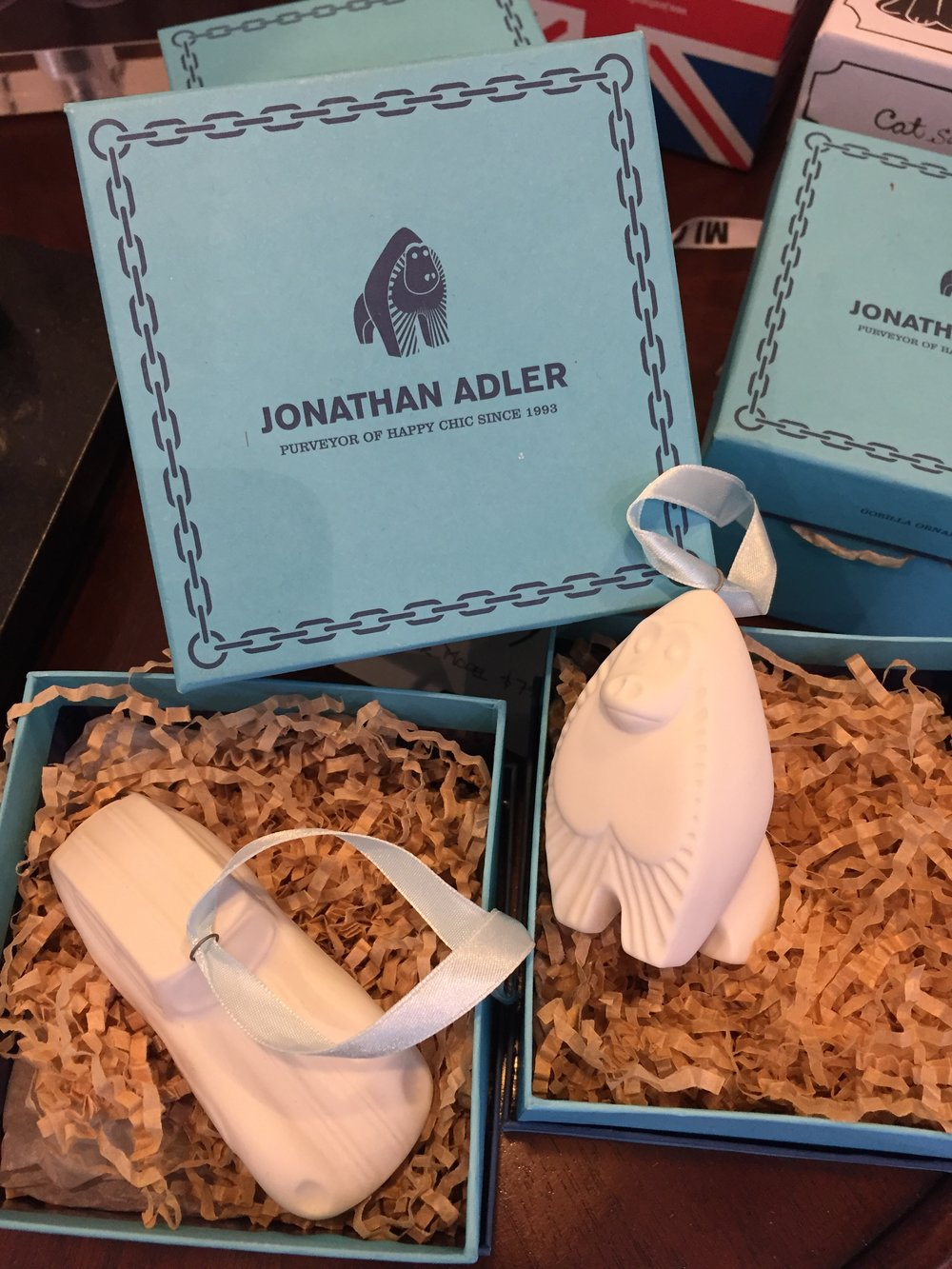 Jonathan Adler Ornaments