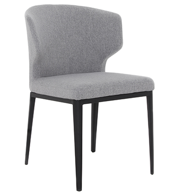 Cabo Chair - A large selection of Fabric and PU Leather make this line versatile and well suited for both Residential and Commercial applications.
