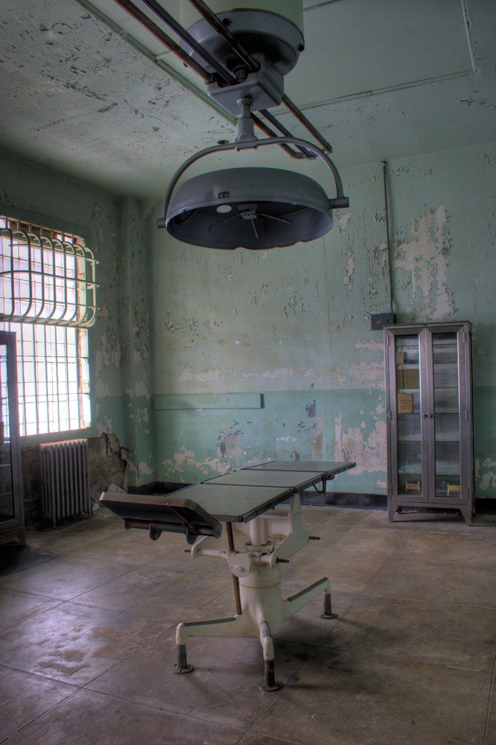 Alcatraz Ward by Jonathan Haeber