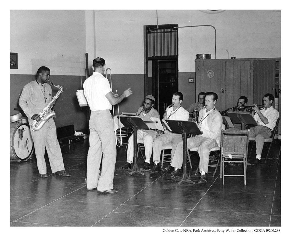 Alcatraz Inmate Band, c.1935-1960