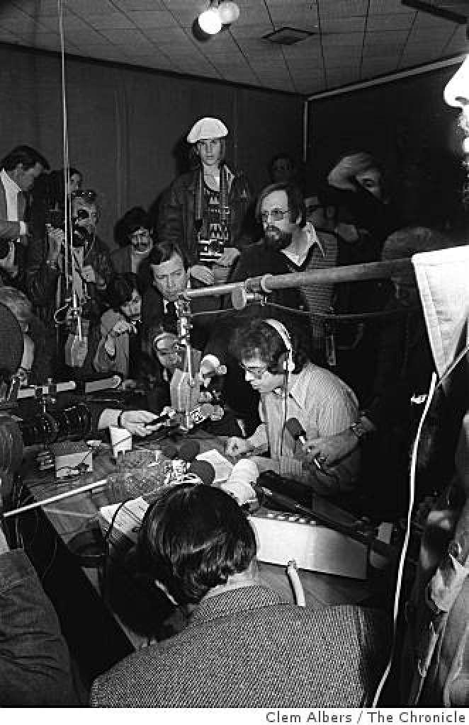 KPFA Radio, where the SLA sent a lot of their recordings and memos.