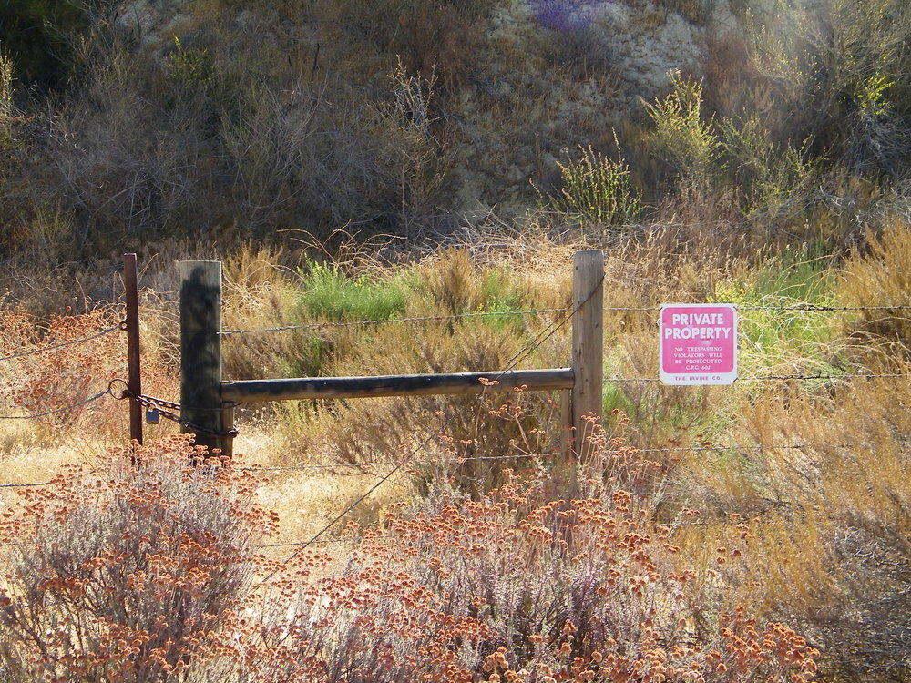 Private Property Signs, from my personal photos