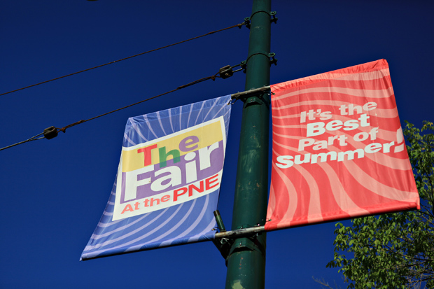 6 Fair at PNE Vancouver Attraction Things to Do Summer