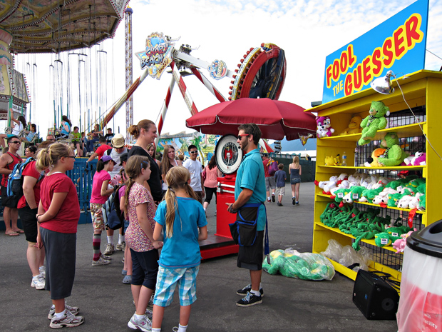 Fair at PNE Vancouver Attraction Things to Do Summer