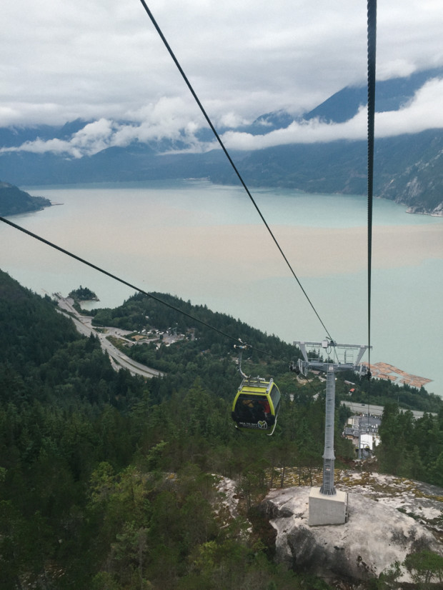 Squamish Sea to Summit Gondola-32