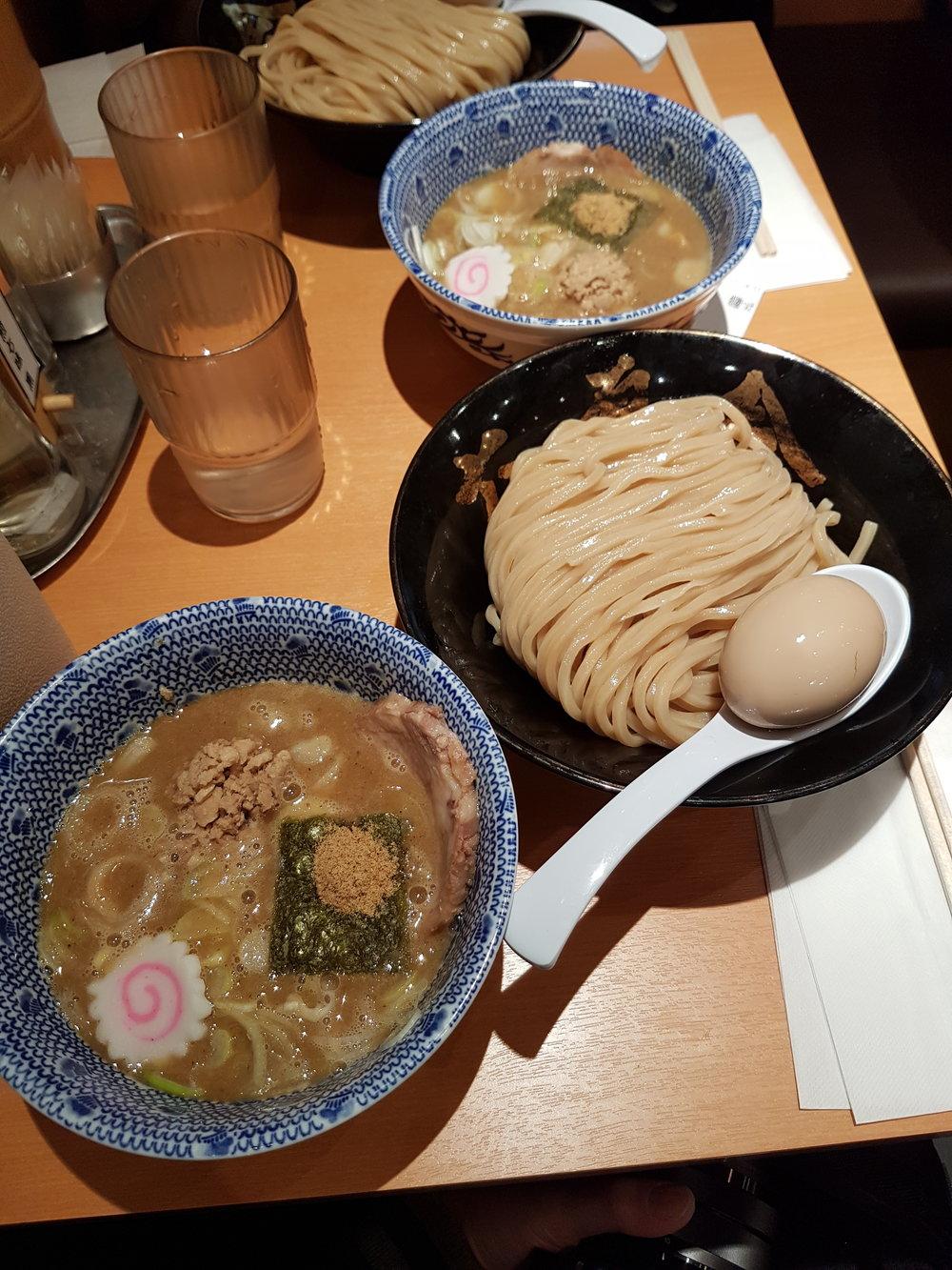 Rokurinsha Tsukemen