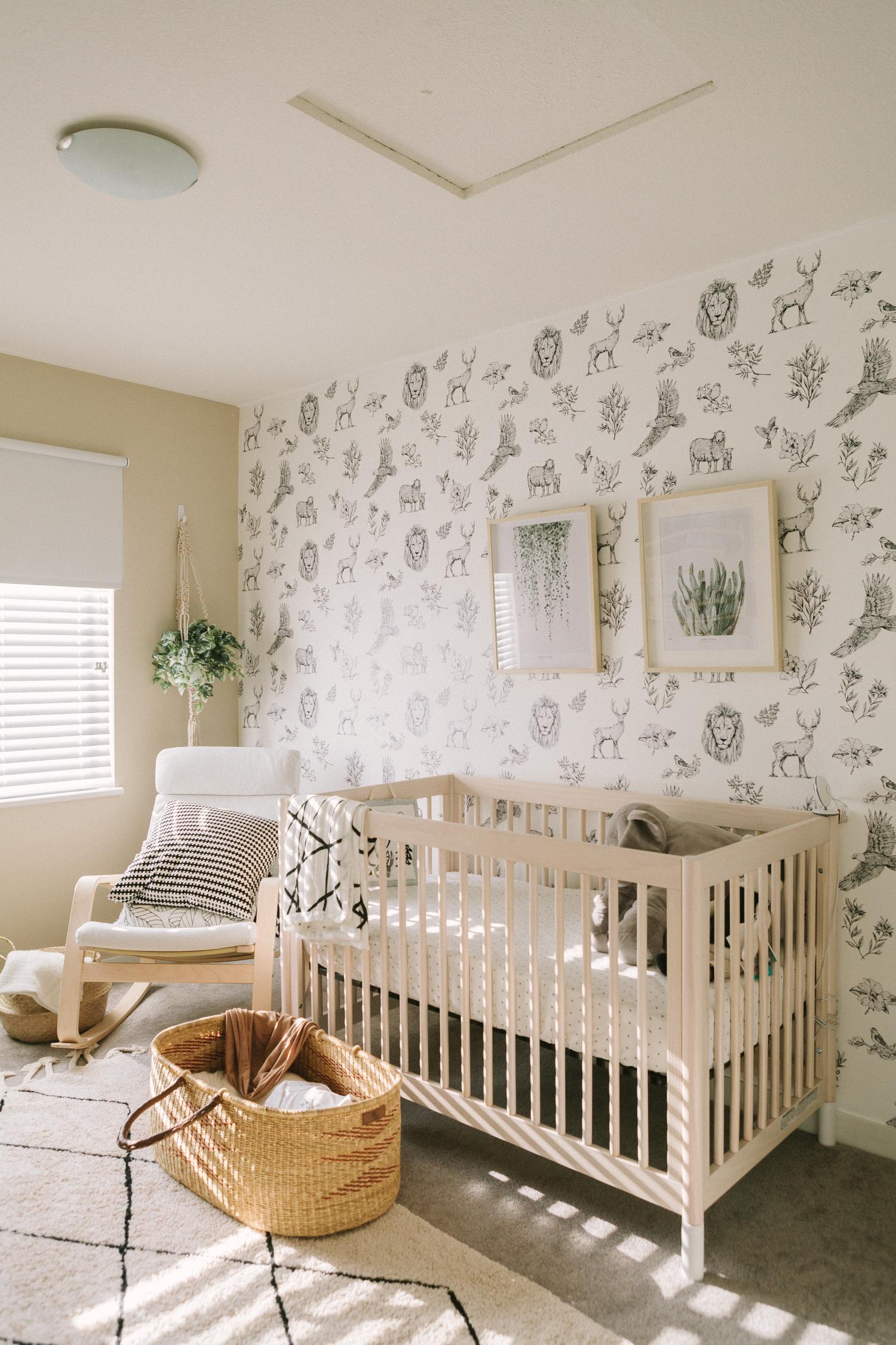 Baby Chews Nursery Tour