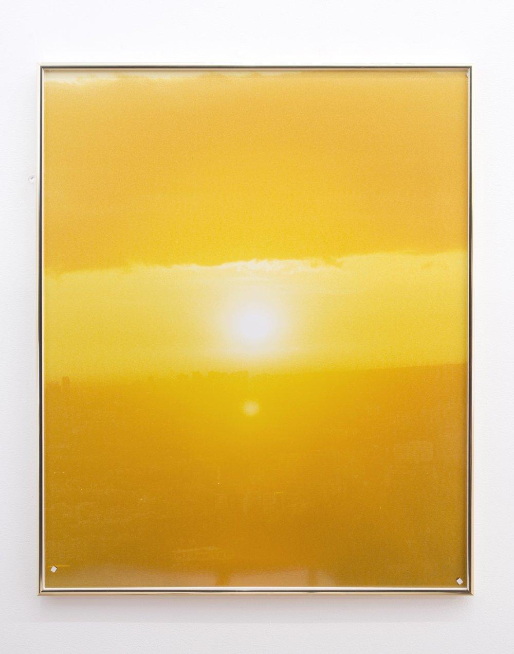 Sébastien Reuzé,  SOLEIL DSC_4414 (2017) ,2017, RC print - Papier Fuji Cristal Archive, 51 x 61 cm with frame