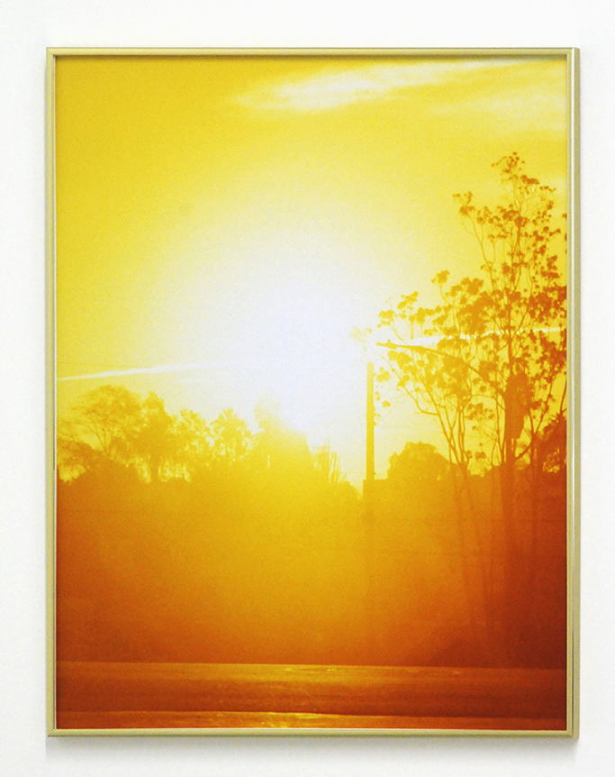 Sébastien Reuzé,  SOLEIL DSC_5814 (2017) ,RC print - Papier Fuji Cristal Archive, 51 x 61 cm with frame
