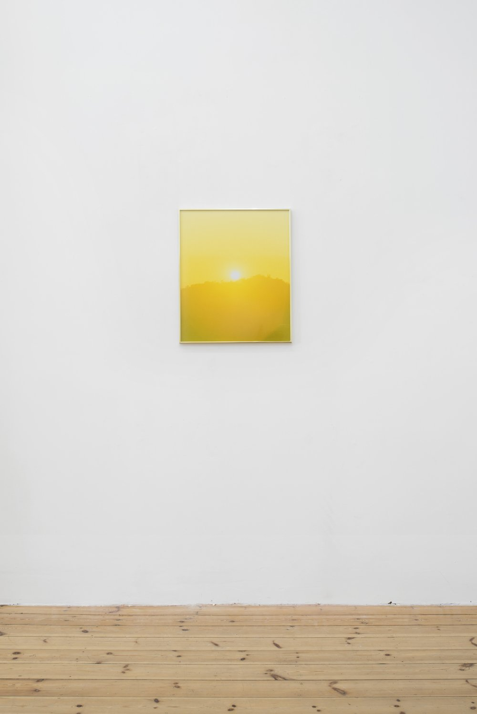 Sébastien Reuzé, SOLEIL DSC_4424 (2017),  2017, RC print - Papier Fuji Cristal Archive, 51 x 61 cm with frame