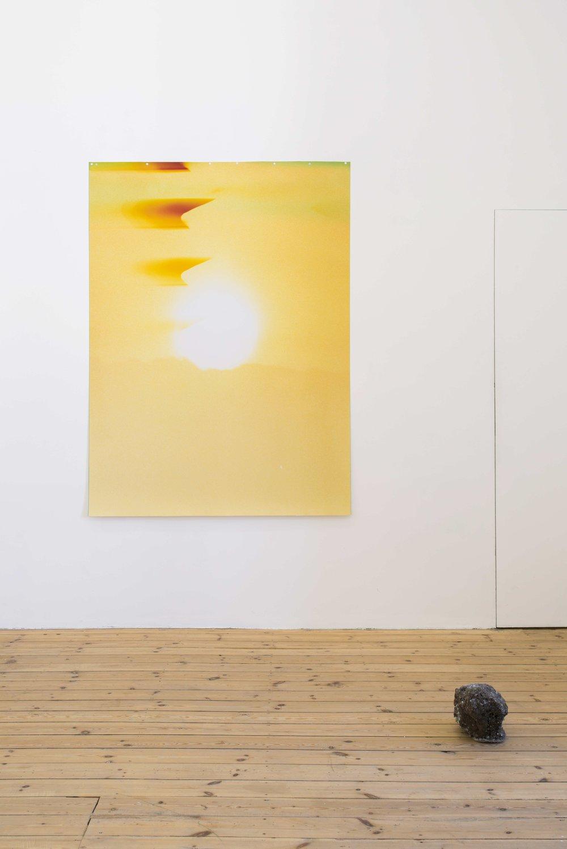 Sébastien Reuzé, Soleil#06-14-F09 (2017)  2017, RC print - Papier Fuji Cristal Archive, 127 x 161 cm
