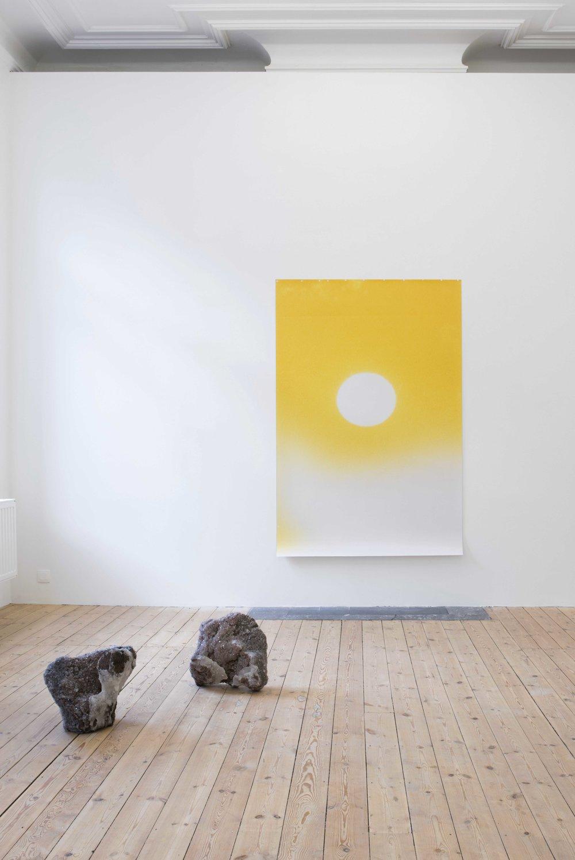 Sébastien Reuzé, Soleil#01-06-F08 (2017),  2017, RC print - Papier Fuji Cristal Archive, 127 x 161 cm