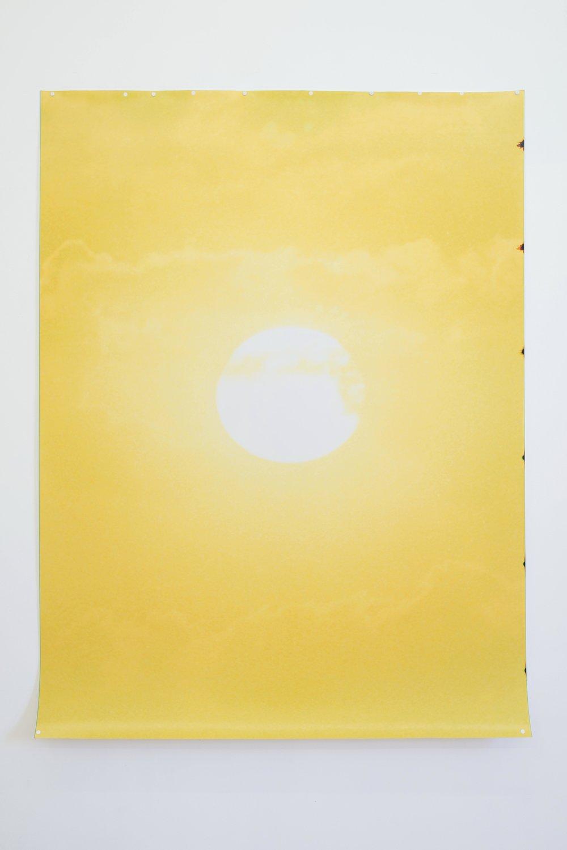 Sébastien Reuzé, Soleil#05-04-F09 (2017) , 2017, RC print - Papier Fuji Cristal Archive, 127 x 161 cm
