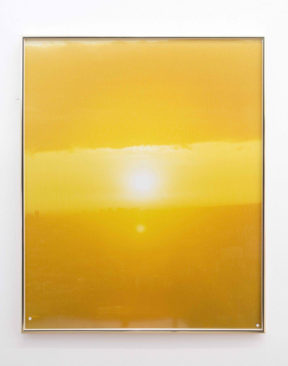 Sébastien Reuzé, SOLEIL DSC_4414 (2017),  2017, RC print - Papier Fuji Cristal Archive, 51 x 61 cm with frame
