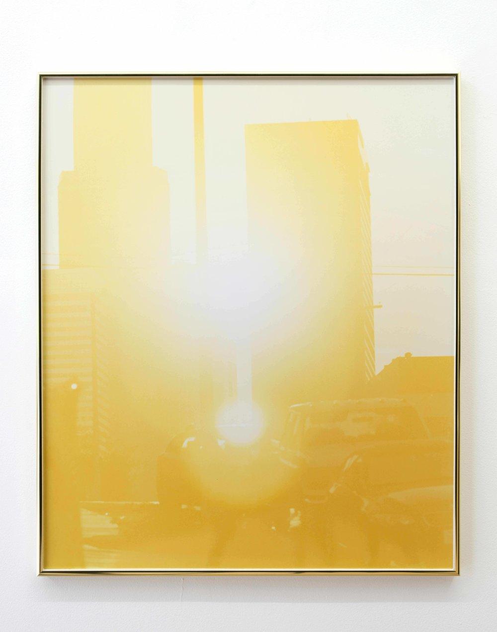 Sébastien Reuzé, SOLEIL DSC_4443 (2017),  2017, RC print - Papier Fuji Cristal Archive, 51 x 61 cm with frame