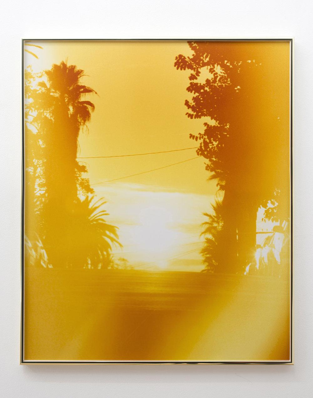 Sébastien Reuzé,  SOLEIL DSC_4418 (2016) ,RC print - Papier Fuji Cristal Archive, 51 x 61 cm with frame