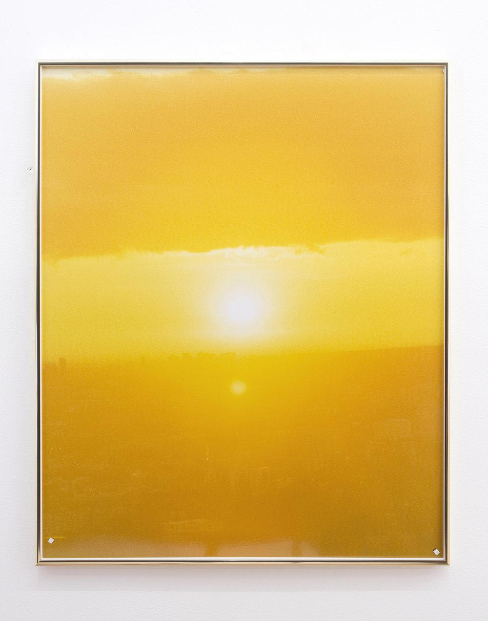 Sébastien Reuzé,  SOLEIL DSC_4414 (2017) ,RC print - Papier Fuji Cristal Archive, 51 x 61 cm with frame