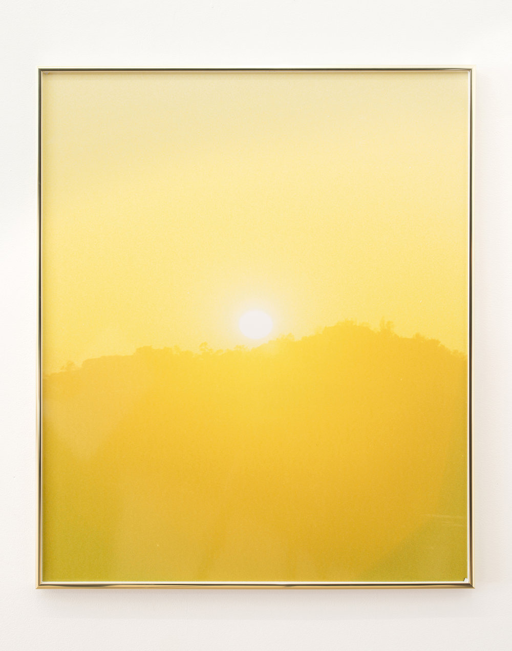 Sébastien Reuzé,  SOLEIL DSC_4424 (2017) ,RC print - Papier Fuji Cristal Archive, 51 x 61 cm with frame
