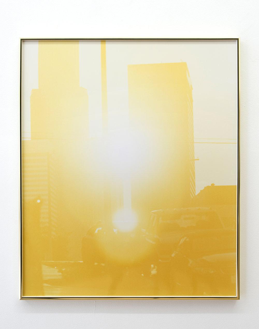 Sébastien Reuzé,  SOLEIL DSC_4443 (2017) ,RC print - Papier Fuji Cristal Archive, 51 x 61 cm with frame