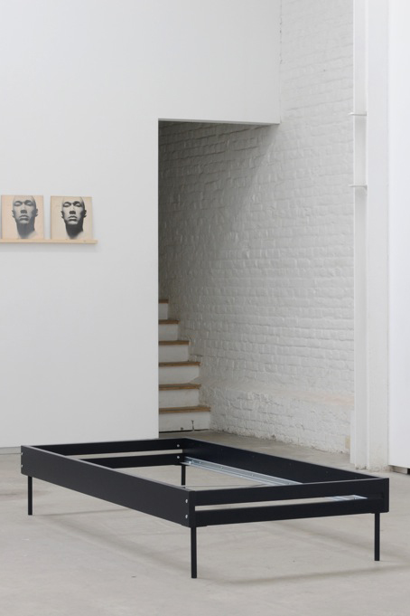 Jacques André,  KONSMO,  Catherine Bastide gallery, Brussels, 2013, exhibition view