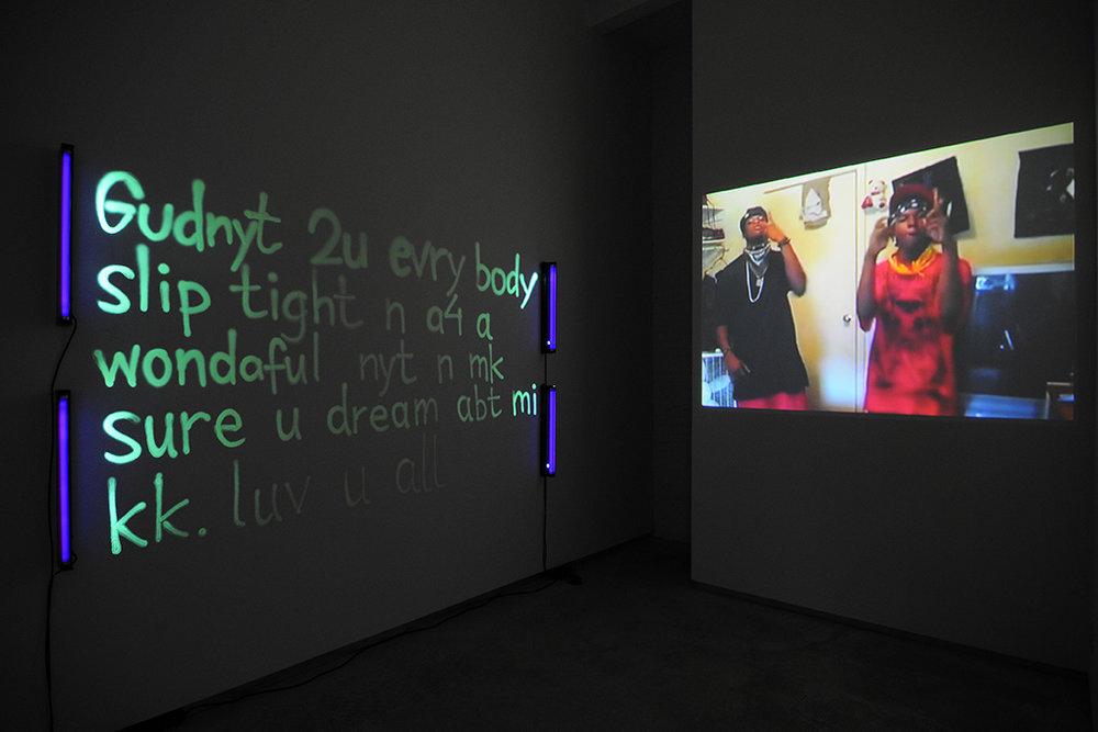 Leo Gabin,  Stackin , 2012, vidéo, 2'38'', ed 2/3 + 2ap