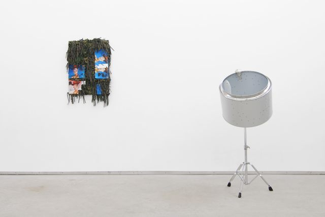 Domino Effect,  Catherine Bastide gallery, Brussels, 2012, exhibition view