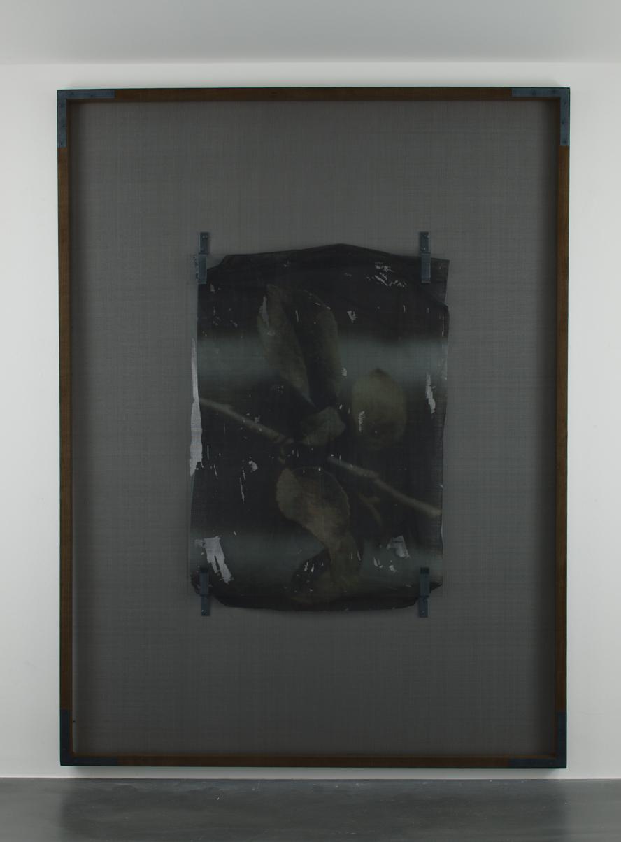 Valerie Snobeck,  Her Parts (Wide Arms) , 2014, 243.8cm x 182.9cm