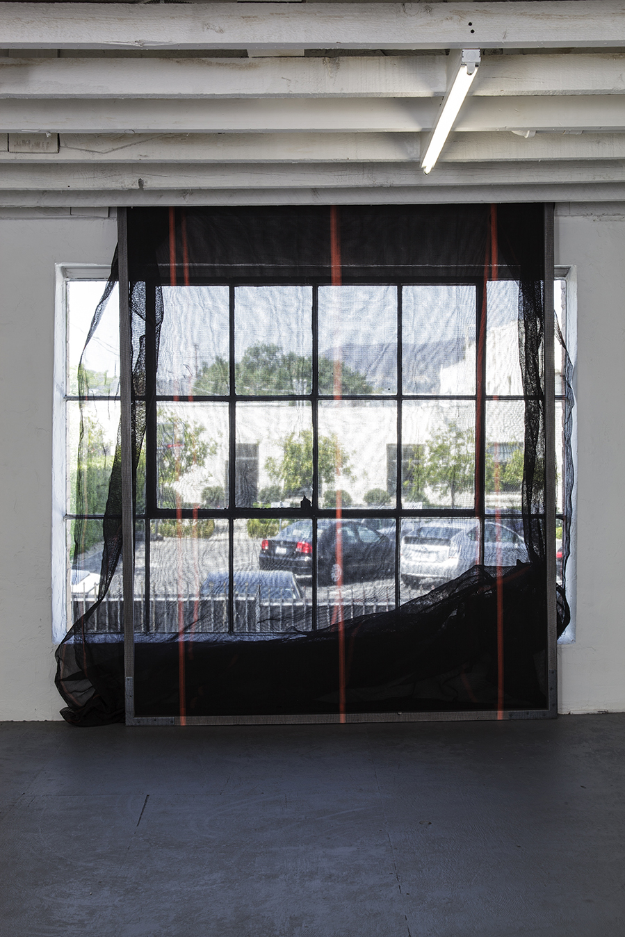 Valerie Snobeck,  They Seem Removed, Thomas Duncan, Los Angeles 2012, exhibition view