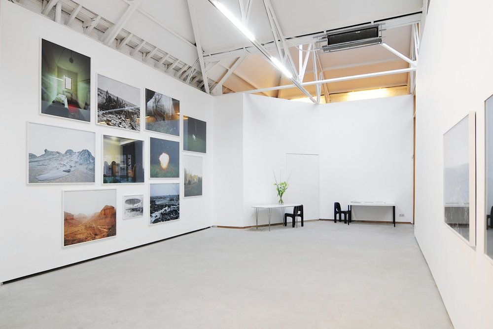 Geert Goiris,  The Unreliable Narrator , Catherine Bastide galley, Brussels, exhibition view, 2011
