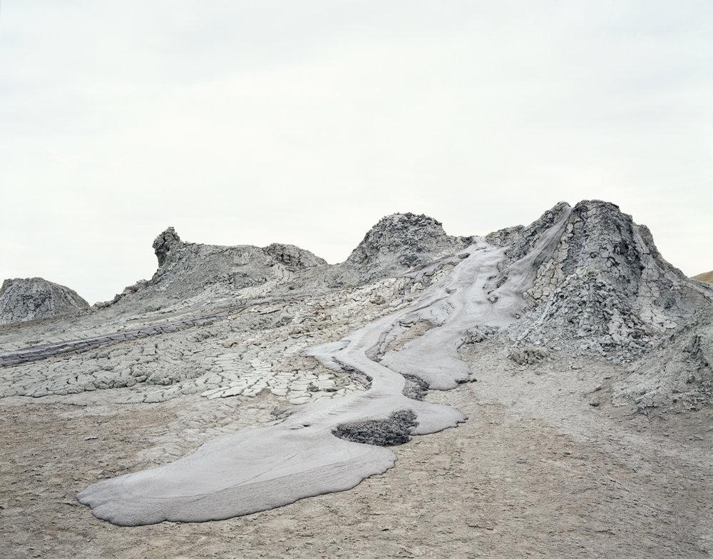 Geert Goiris,  Mud Vulcanoe s, 2004