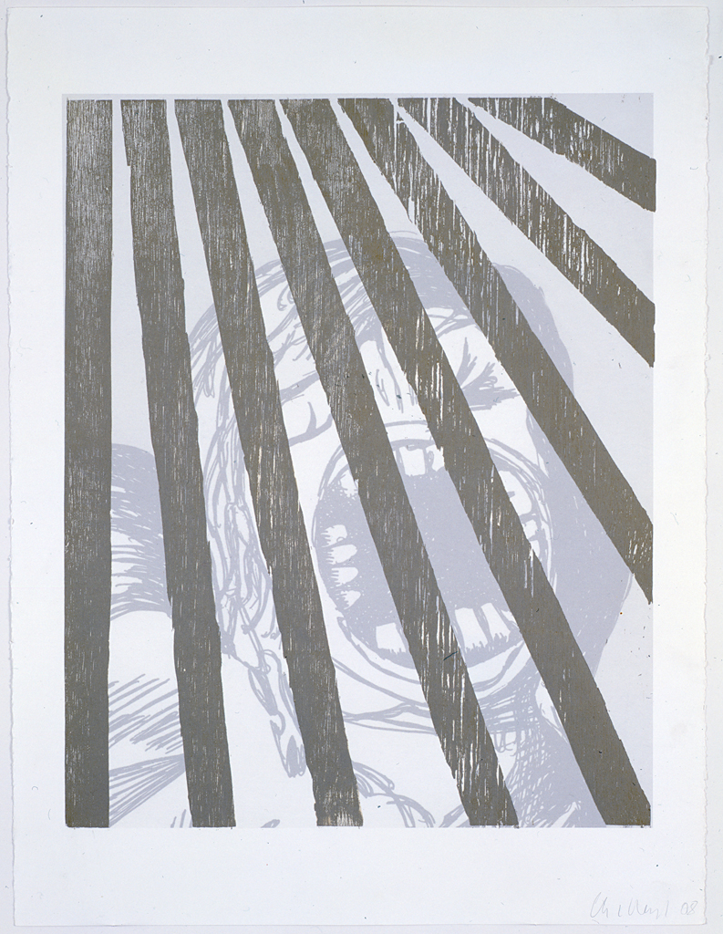 Charline Von Heyl,  Untitled , 2008