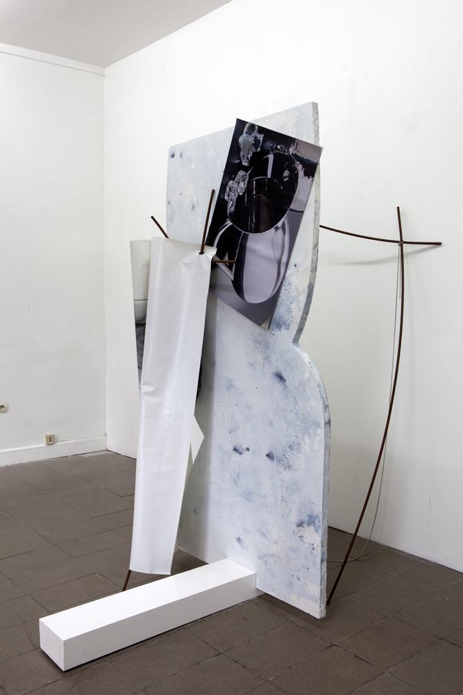 David Douard at 8 rue Saint-Bon, Catherine Bastide, Paris, 2011