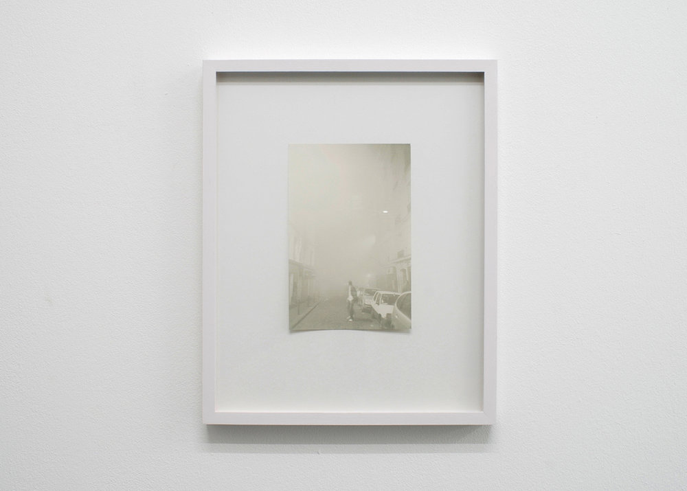 Ola Rindal,  Night (Fire) , 2009, Inkjet print, 19,6 x 12,3 cm