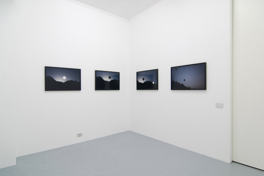 Janaina Tschäpe , New works , Catherine Bastide gallery, exhibition view, 2010