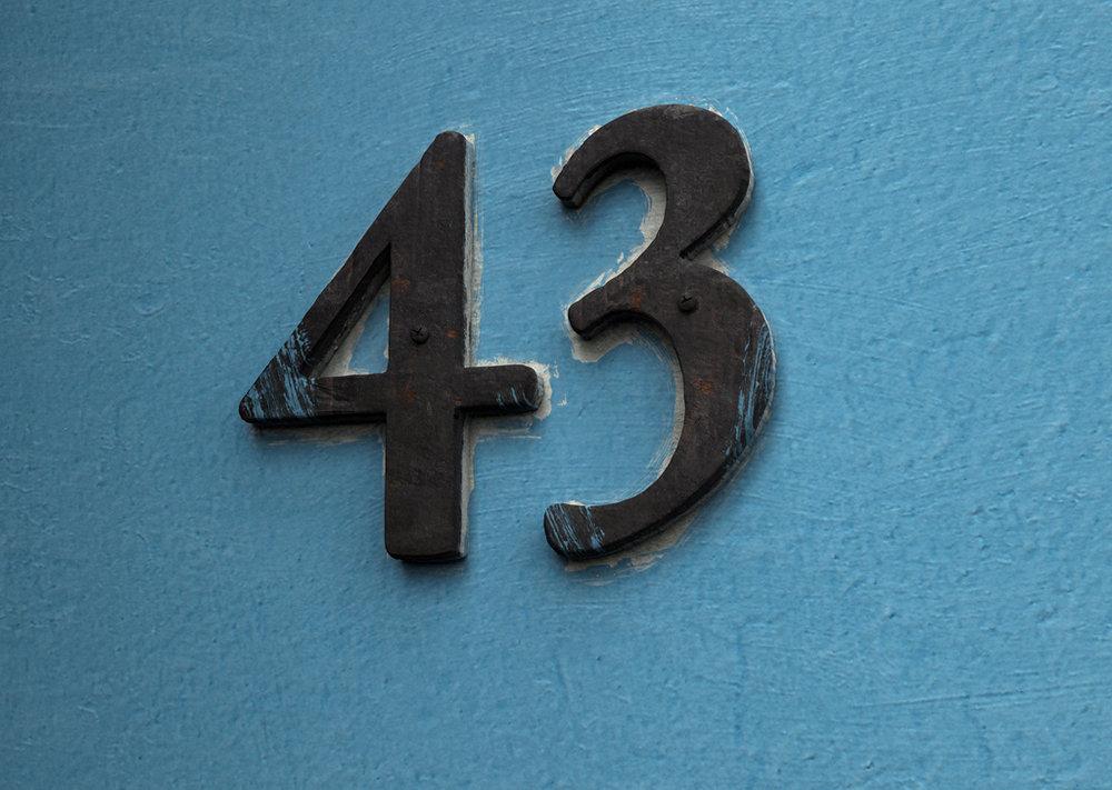 SPJ 10:06, Number 43, 2008  Lambda print - 27 x 38 cm / 52 x 61 cm Framed  Ed of 3 + 2 AP