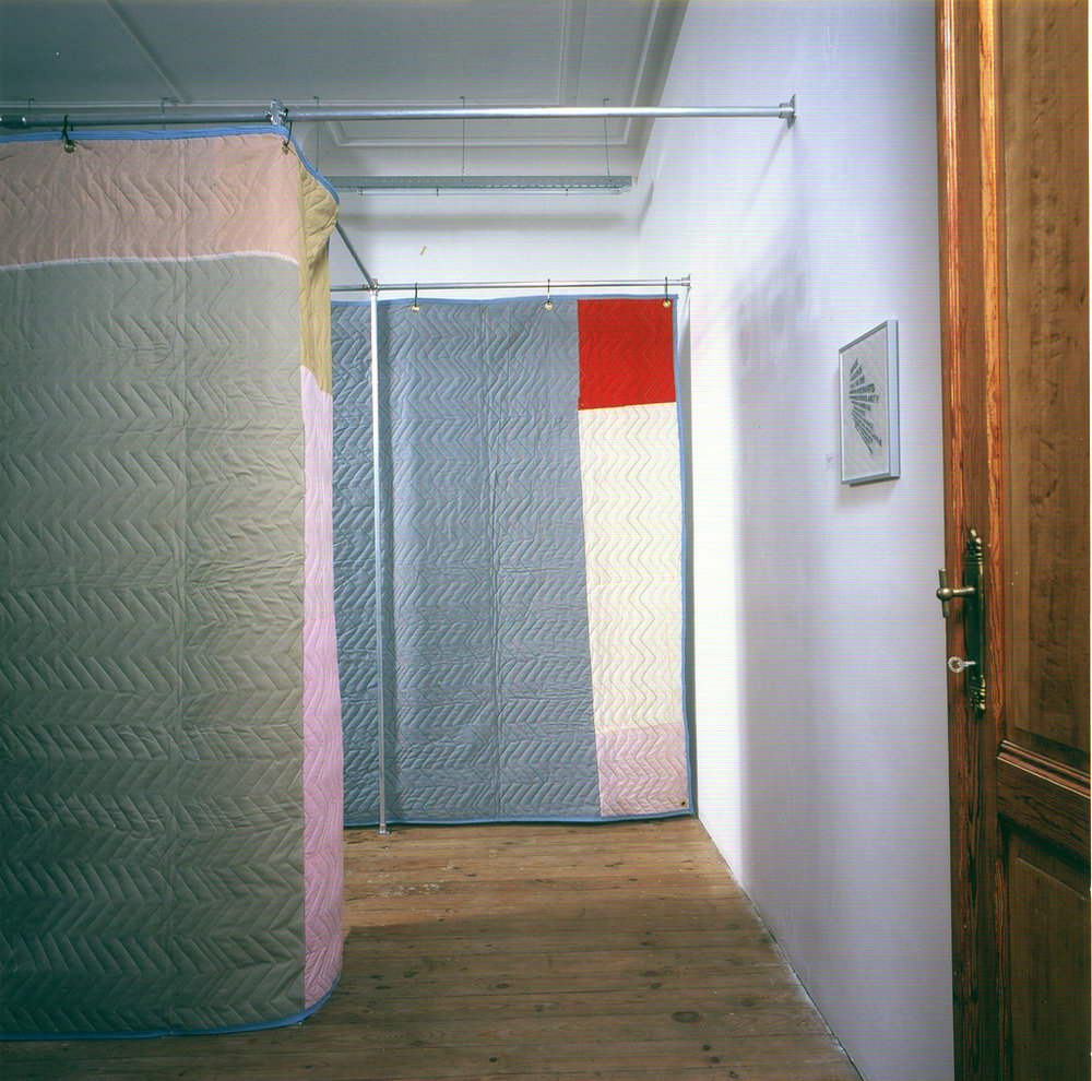 T. Kelly Mason,  You Should've Been There,  Catherine Bastide gallery, 2011, installation view