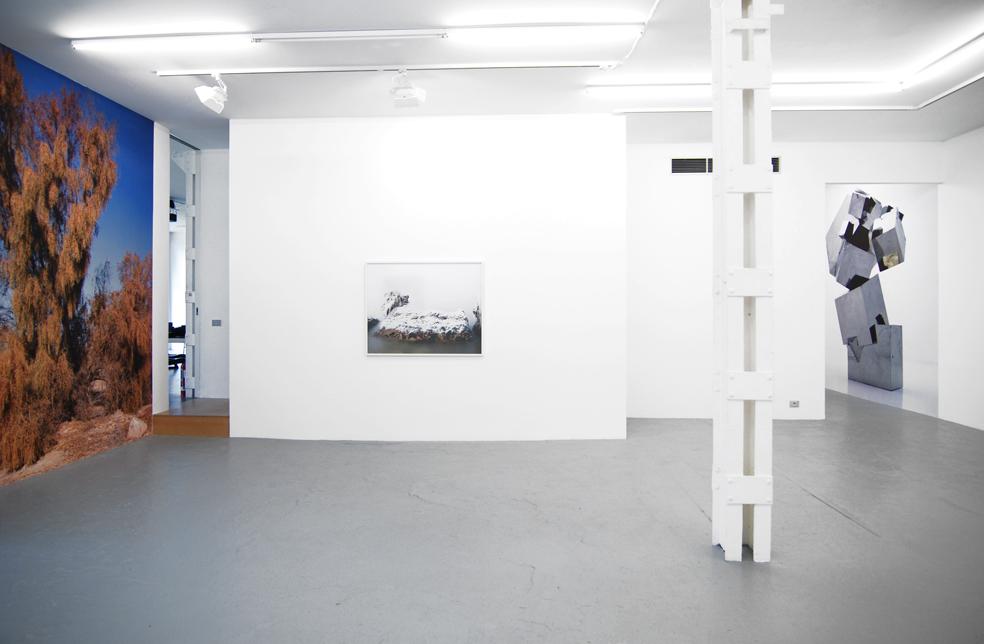 Geert Goiris,  Frontier,  Catherine Bastide gallery, Brussels, 2007, exhibition view
