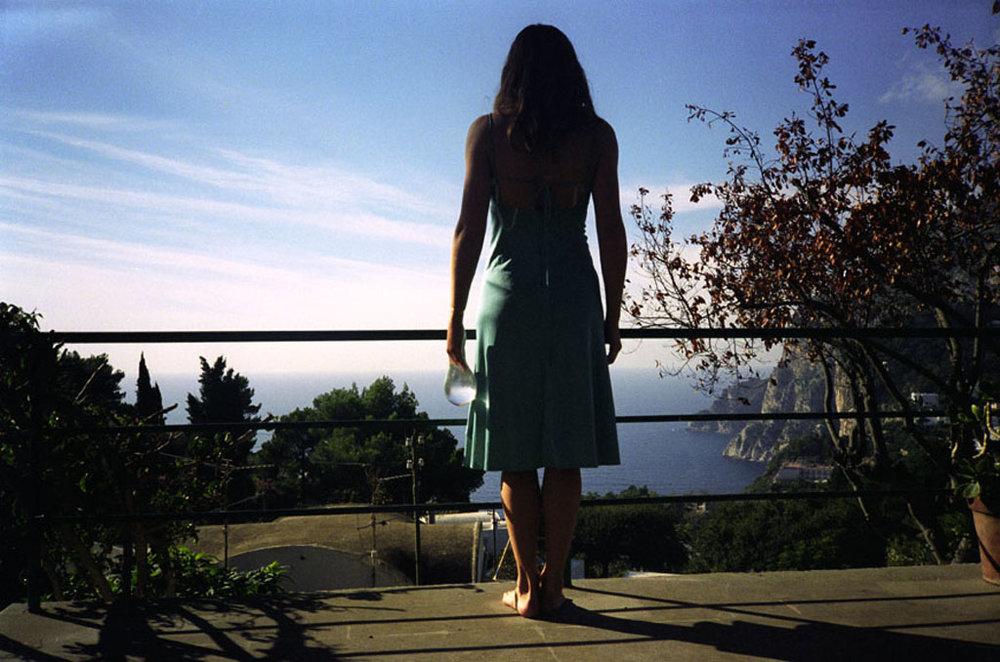 Janaina Tschäpe,  Capri Exterieur , 2000