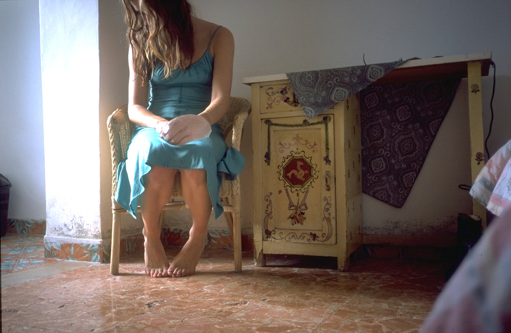 Janaina Tschäpe,  Capri Interieur , 2000