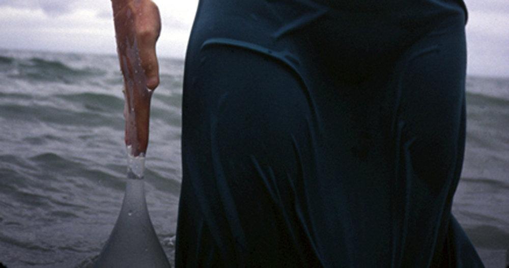 Janaina Tschäpe,  Water,  2000