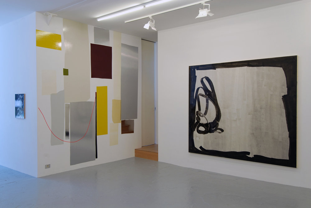 Monique Van Genderen, Catherine Bastide gallery, Brussels, exhibition view, 2006