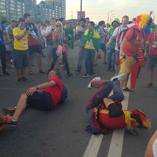 😂🇧🇪 humour belge:) #mondial2018 #lesdiablesrouges #belgium