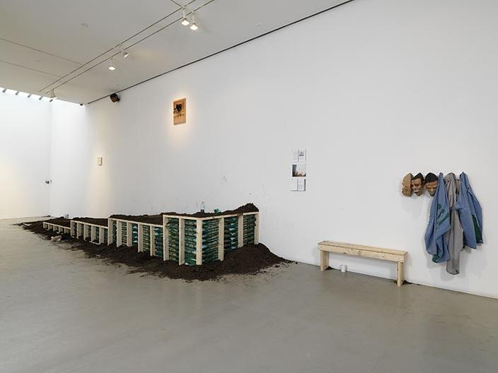 landscape + object + animal , Mitchell-Innes & Nash gallery, New York, 2010, installation view